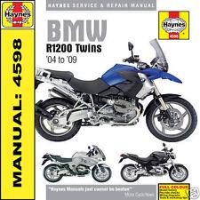BMW R1200 GS R RT ST Twins 2004-2009 Haynes Manual NEW