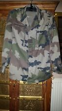 Unisex 100% Genuine Vintage Camouflage Military Jacket. Size Large.