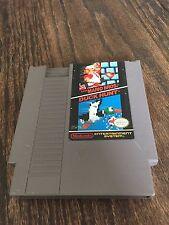 Super Mario Bros. / Duck Hunt Original Nintendo NES Nice Cart Works NE2