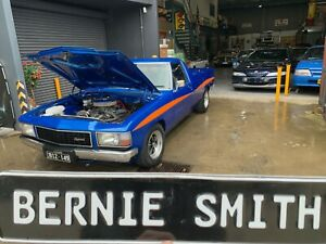 HOLDEN WB 350 CHEV VASS ENGINEERED AND REGISTERED RUST FREE STUNNING CAR