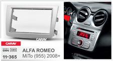 CARAV 11-365 Car 2DIN Radio DVD Frame Fascia Dash Panel for ALFA ROMEO MiTo (955