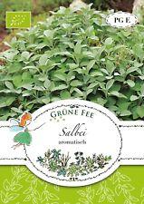 Salbei BIO - Saatgut aromatisch 144333 Kräuter Sämereien Samen Saatgut