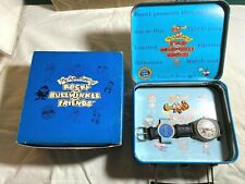 Fossil Rocky and Bullwinkle Lunch Box Watch