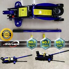 Car Floor Jack Hydraulic Low Profile 4400lb Lift Auto Heavy Lifting Steel Garage