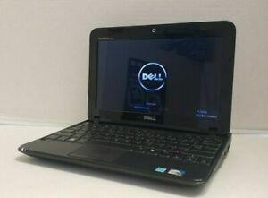 """Dell Inspiron Mini 1018 10.1"""" Intel Atom N455 @1.66GHz 1GB RAM 160GB HDD"""