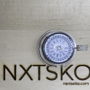NEW NH36 NH36A Automatic Movement with 4'O Clock English / Kanji Wheel