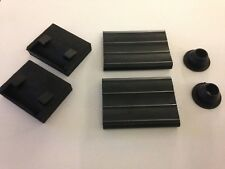 Peugeot 205 GTi Radiator Fan Cowling Rubber Replacement Kit NEW - SPOOX