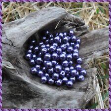 300 Perles résine nacré 6 mm +/- 0.2 mm