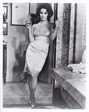 Elizabeth Taylor Original Posterieur circa 1980 RC