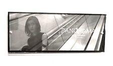 "3 Craig Varterian Lucite Magnetic Panoramic Frames 4"" x 11"""