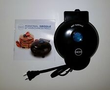 Mark Charles Misilli Personal Griddle New Black