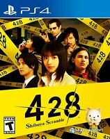 428: Shibuya Scramble - Sony PlayStation 4 [PS4 Visual Novel Mystery] NEW
