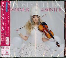 LINDSEY STIRLING-WARMER IN THE WINTER-JAPAN SHM-CD BONUS TRACK F83