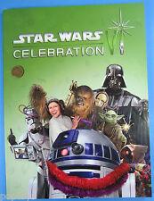 PROGRAM Souvenir magazine Star Wars Celebration 6 convention