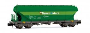 Arnold HN6471 N Gauge RENFE MercoNidera Flat Sided Hopper Wagon V