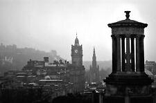Pack of 10 New Glossy Edinburgh Postcards by Cavalier 89G
