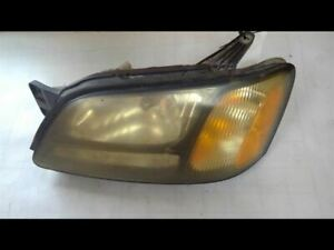 Driver Left Headlight With Black Horizontal Bar Fits 00-04 LEGACY 160755