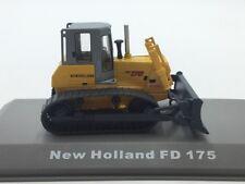 new holland fd 175 VEHICULES DE CHANTIER 1/72 HACHETTE NEUF