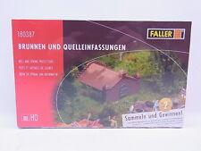 LOT 39748 | Faller HO 180387 Brunnen und Quelleinfassungen Bausatz NEU OVP