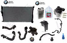 BMW E82 E88 E90 Automatic Cooling Kit Hoses Radiator Pump Tank Antifreeze OES