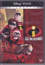 Dvd Disney **GLI INCREDIBILI 01** nuovo 2004