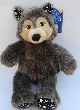 "Build a Bear werewolf stuffed doll new plush stuffed 17"" green halloween"