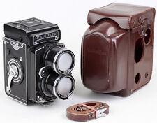 Tele-Rolleiflex mit Zeiss Sonnar 4/135 Rollei Germany KOMPLETT & TOP & CLEAN !!!