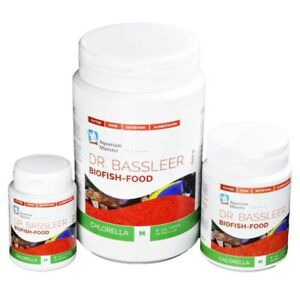 Food For Fish Dr.Bassleer Biofish Food Chlorella M 150g