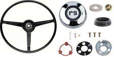 1967 Camaro Standard Steering Wheel Kit With RS Horn Cap
