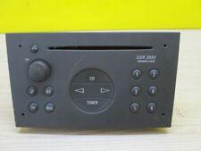 Opel Combo 1,7 Bj.2004 CD Radio CDR 2005 VDO 93171996