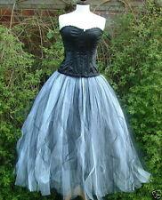 Unbranded Satin Full Length Party Skirts for Women