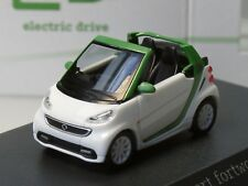 Busch Smart Fortwo Cabrio e - drive, electric drive,  PC 178 - 1:87
