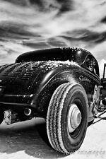 12x18 in. Salinas Special 34 Ford 5 Window Garage Art Man Cave Hotrod