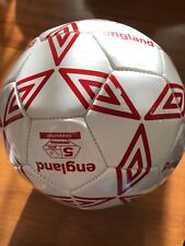 Soccer Ball Football Futbol Umbro England Supporter Size 5