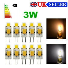 G4 LED Bulb 3W Capsule Light Replace Halogen Lamp Capsule Lamp 12V Warm White UK