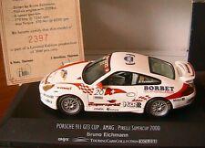 PORSCHE 911 GT3 CUP #20 AMAG PIRELLI SUPERCUP 2000 BRUNO EICHMANN ONYX XCL031