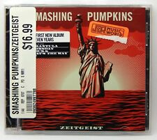Smashing Pumpkins: Zeitgeist ~ NEW CD (Jul-2007, Martha's Music / Reprise (USA))