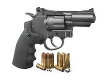 Crosman SNR357 CO2 Dual Ammo Full Metal Revolver - 0.177 cal - Double or single