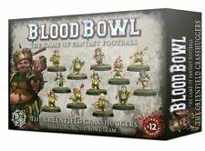 Games Workshop Blood Bowl Greenfield Grasshuggers Halflings Boxed Set