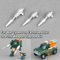 Matrix Workshop M-06A Axe Upgrade 3D Print Kit For SIEGE Voyage Optimes Prime
