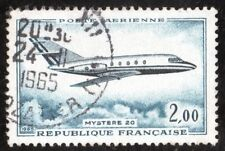 TIMBRE  FRANCE OBL N° 42 PA MYSTÈRE 20