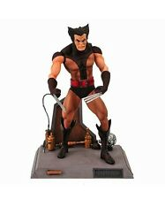 Marvel Select - Wolverine Unmasked Special Collector figur action Neu