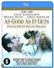 AS GOOD AS IT GETS (Jack Nicholson) - Blu Ray - Sealed Region B