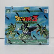 Dragon Ball Z Perfection Booster Box Sealed NEW DBZ TCG