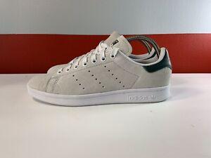 Adidas Originals Stan Smith Adv Sneaker Men's Size 8 Suede Cloud White FV5942
