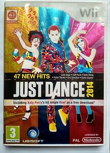 Just Dance (Nintendo Wii, 2014) VGC Dancing Video Game