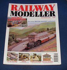 RAILWAY MODELLER VOLUME 56 NUMBER 659 SEPTEMBER 2005 - GOX HILL QUARRIES