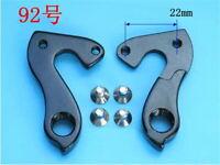 Dropout Hardware Fr Trek DS 8.3 DS 8.5 Rear Derailleur Gear Mech Hanger 130 Blue