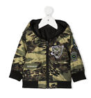 Givenchy Baby Boys Camouflage Print Hooded Reversible Jacket 6m Current Season