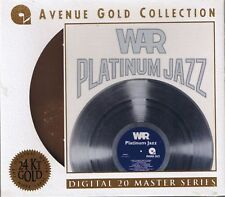 War Platinum Jazz  24 Karat Gold CD Avenue Gold Collection NEU OVP Sealed